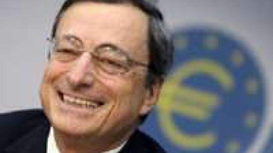 Draghi: i governi sono sulla giusta strada delle riforme