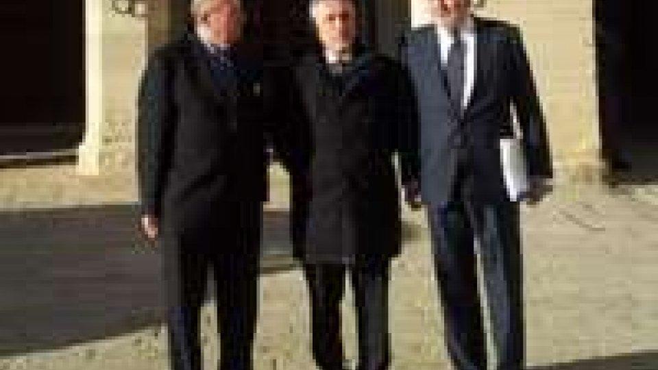 San Marino: vice ministro spagnolo in visita sull'ingresso in Europa