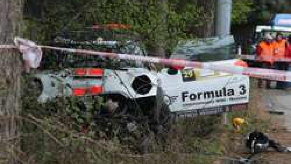 Rally: mortale al Targa Florio, due morti e gara annullata