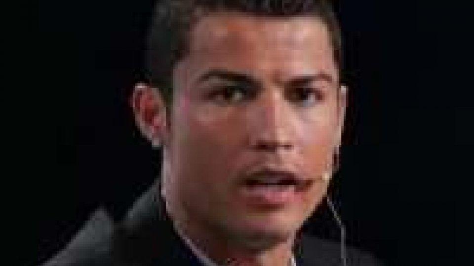 Ronaldo è Grande Ufficiale dell'Ordine dell'Infante Henrique