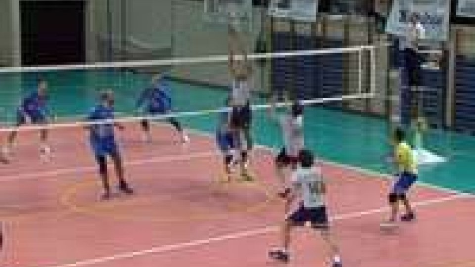 Volley. Titan Service sconfittaVolley. Titan Service sconfitta