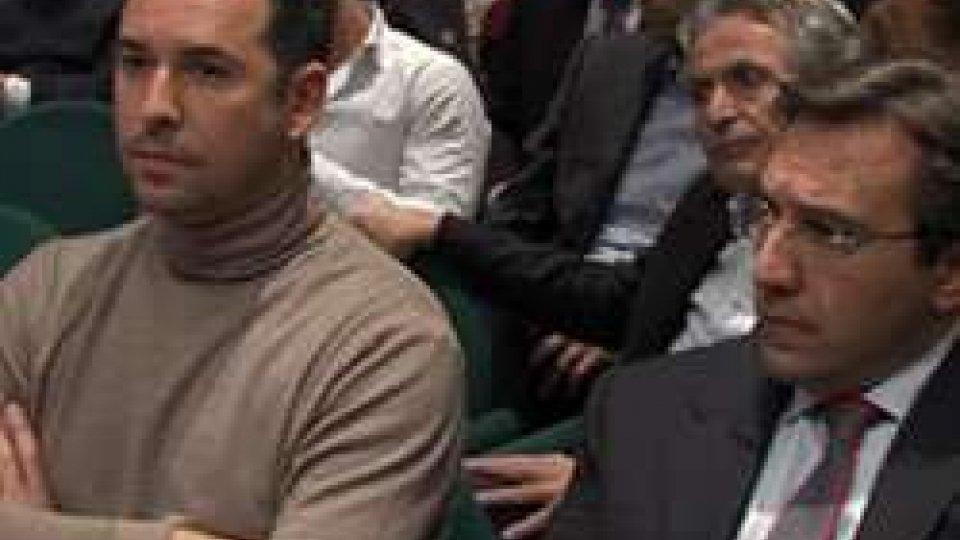 """Teodoro Lonfernini e Francesco MussoniLonfernini """"a gennaio conferenza programmatica pdcs"""""""