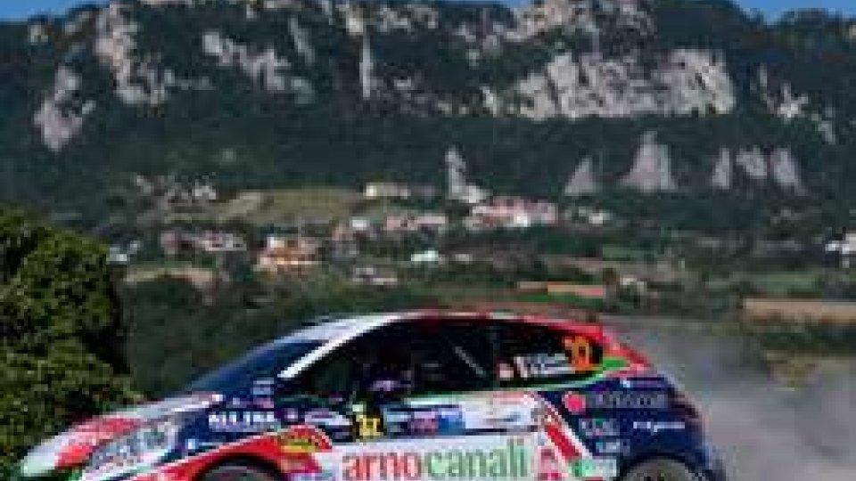 CST Sport: Ciuffi - Gonella al comando del CIR Junior sulla terra di San Marino