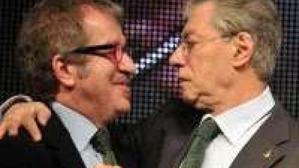"""Lega, Roberto Maroni: """"Con Bossi è tutto chiarito"""""""