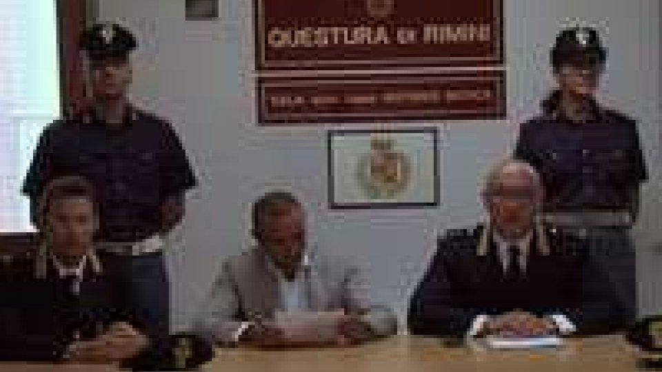 Rimini: catturato 40 enne sudamericano che aveva messo incinta la figlia minorenne