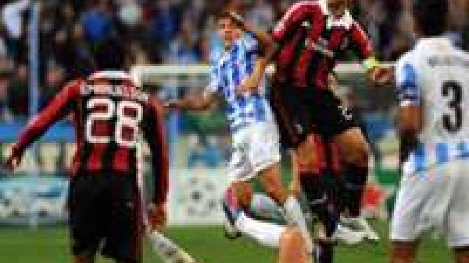 Champions League, il Milan affronta il Malaga