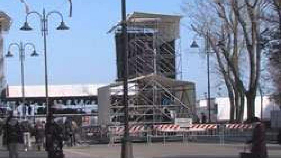 Il Palco a RiminiCapodanno: Riccione gioca d'anticipo, giornata di preparativi per San Marino e Rimini