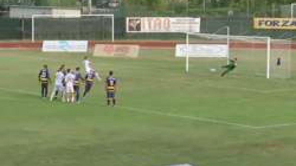 Santarcangelo - Bassano 0-3Serie C, Santarcangelo - Bassano 0-3