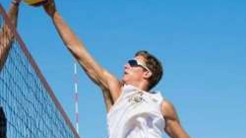 Italiano beach volley: Benvenuti e Farinelli fuori