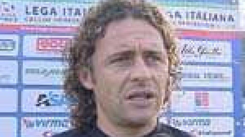 Divorzio tra il San Marino e Francesco Baldini