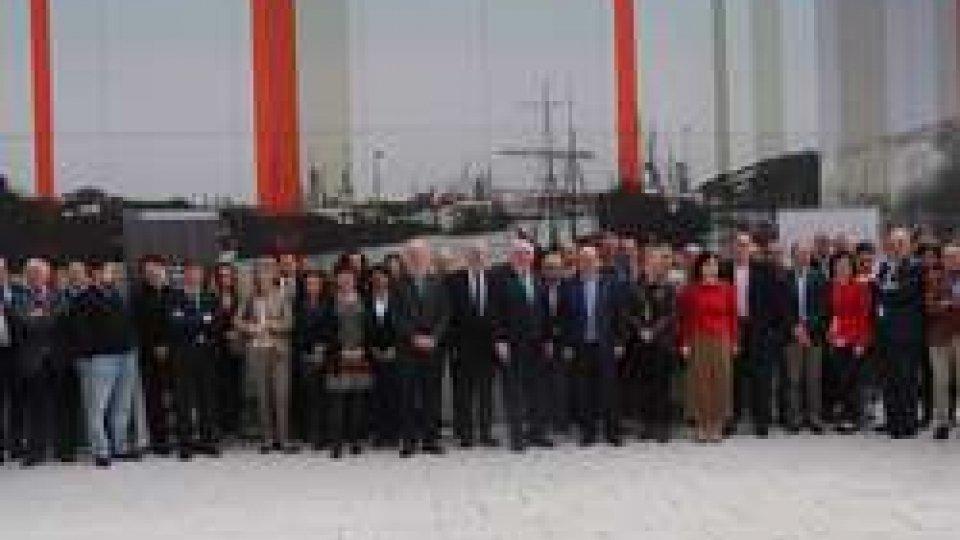 RF all'assemblea annuale dell'Istituto dei Democratici Europei (IED)