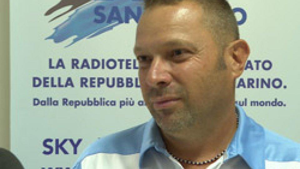 Stefano PazziniBeach tennis: San Marino in Lettonia punta in alto