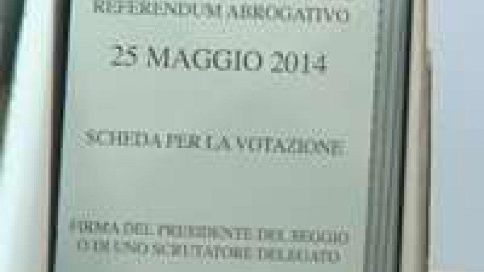 San Marino - Hanno vinto i sì: passano entrambi i referendumHanno vinto i sì: passano entrambi i referendum