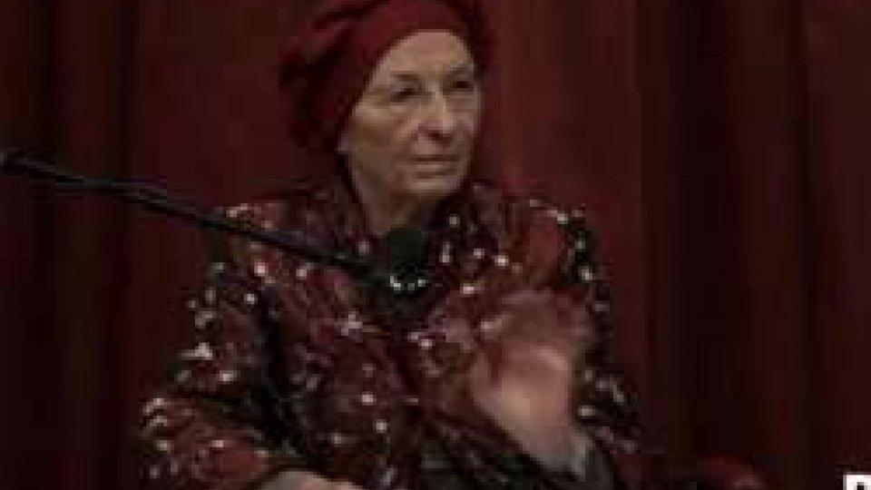 """Emma Bonino sul terrorismo: """"Dovremo conviverci per molto tempo ancora""""Emma Bonino sul terrorismo: """"Dovremo conviverci per molto tempo ancora"""""""
