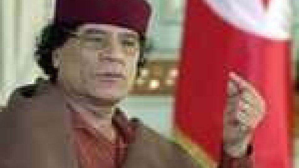 Libia: raggiunto un accordo per garantire un'uscita sicura alla tribù di Gheddafi
