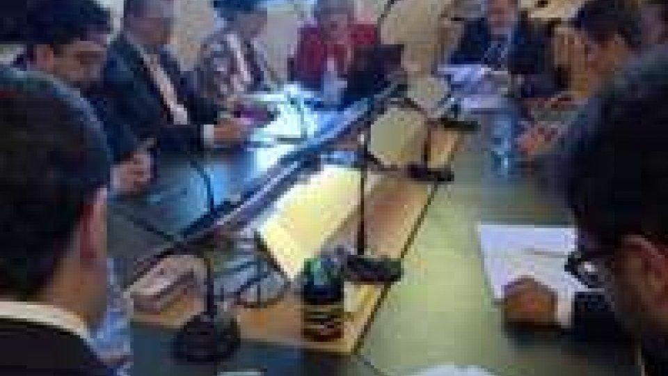 Commissione Giustizia riunita in mattinata