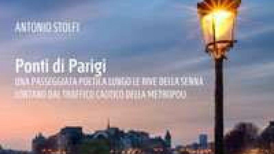 "Biblioteca di Stato, Antonio Stolfi presenta il volume ""Ponti di Parigi"""