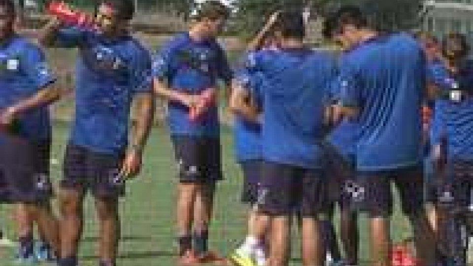 Il San Marino calcio si prepara ad affrontare il girone del prossimo campionatoIl San Marino calcio si prepara ad affrontare il girone nel prossimo campionato