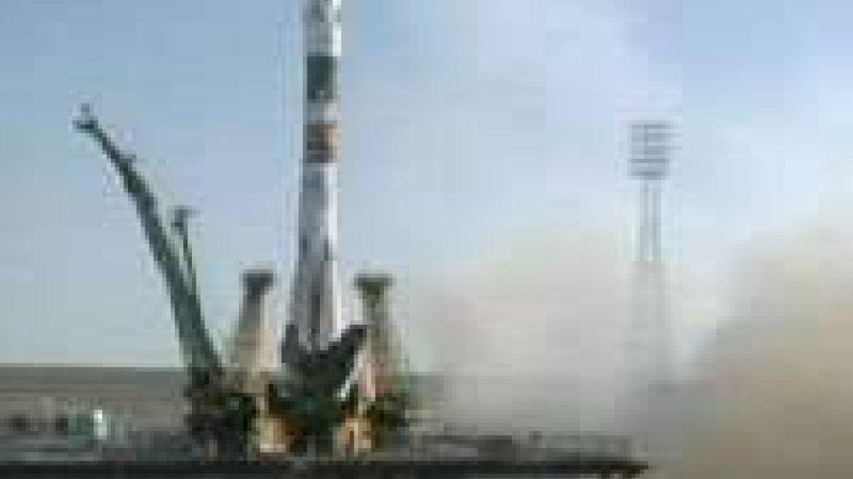 Domani l'attracco della Soyuz alla stazione spaziale internazionale