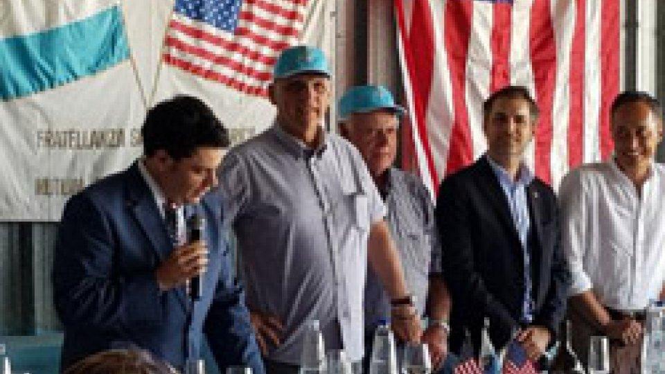 Segreteria Esteri: celebrazioni 40° anniversario della Fratellanza San Marino-America e festa d'Indipendenza Americana