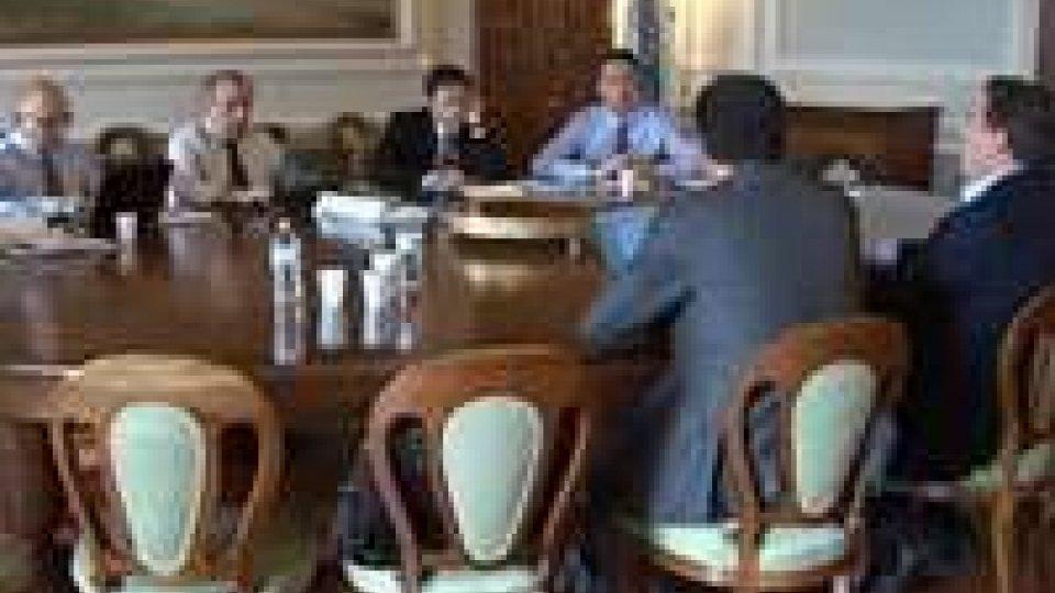 I segretari a Finanze e Lavoro hanno incontrato l'Anis
