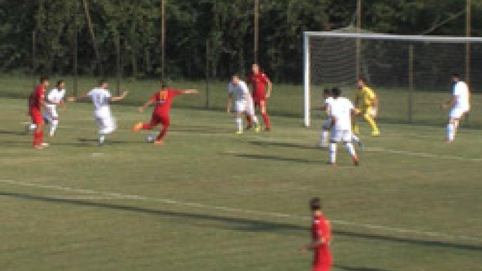 Ravenna-Nazionale San Marino 3-1Ravenna-Nazionale San Marino 3-1: di Rinaldi il primo gol di Varrella, Simone Benedettini para un rigore