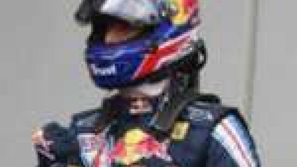 Formula 1 - Gp Monaco: Webber in pole davanti a KubicaGP Monaco: Webber in pole davanti a Kubica