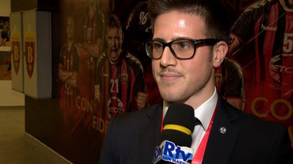 Giacomo SimonciniFutsal, il bilancio finale del team manager Simoncini