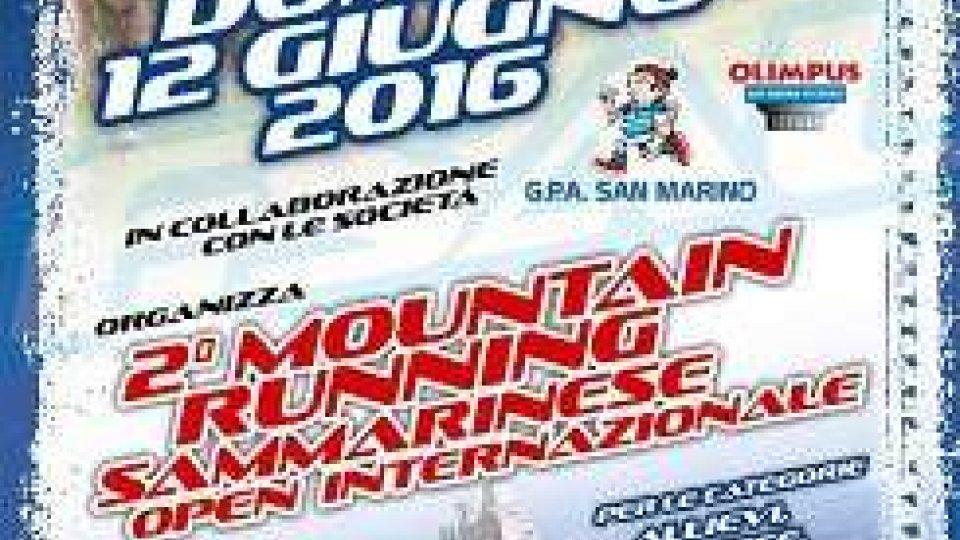 Mountain Running Sammarinese
