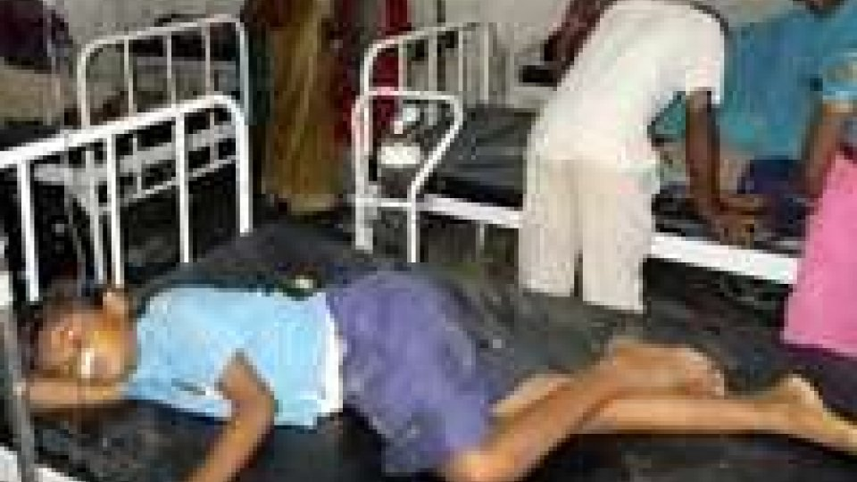 India: 20 bimbi morti dopo pasto in mensa