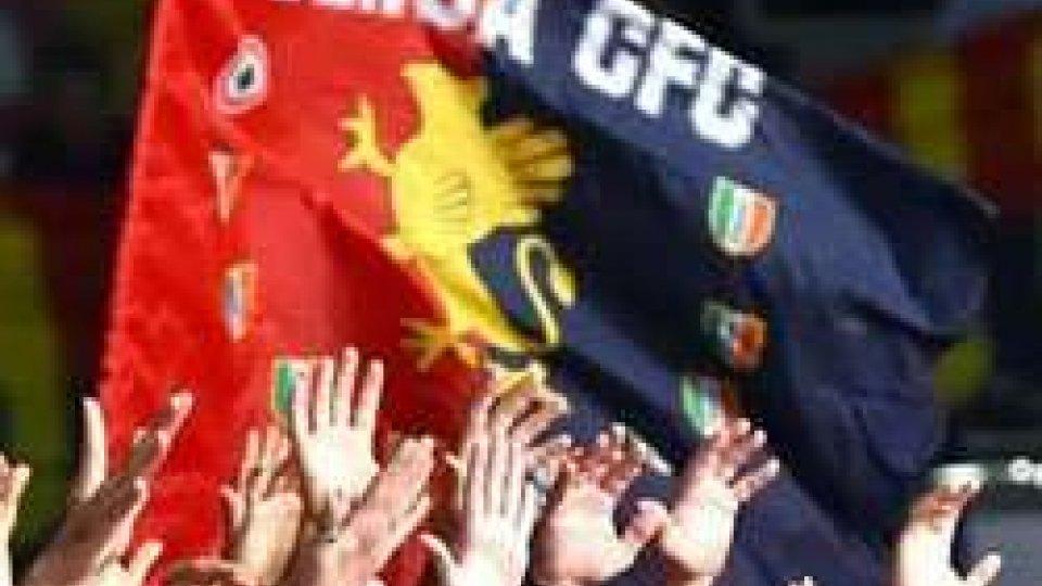 Il Genoa fa 122 anni, ottomila tifosi alla festa del club
