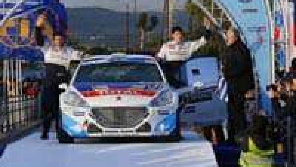 Breen vince il rally dell'Acropoli, Pedersoli trionfa al Mille MigliaBreen vince il rally dell'Acropoli, Pedersoli trionfa al Mille Miglia