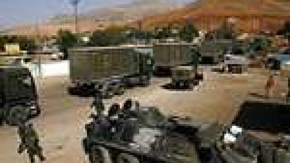 La Turchia attacca il nord dell'Iraq