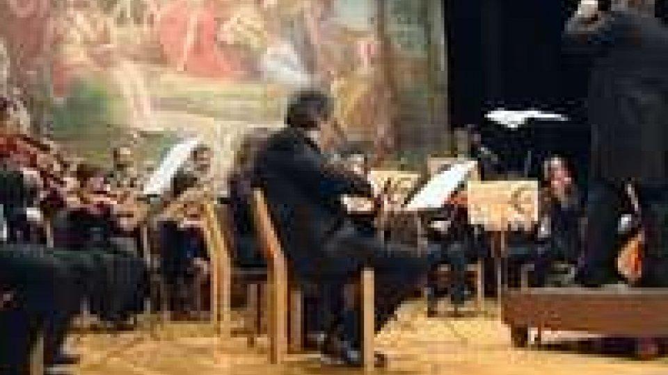 Importante anniversario celebrato in musica: 20 della Camerata del Titano