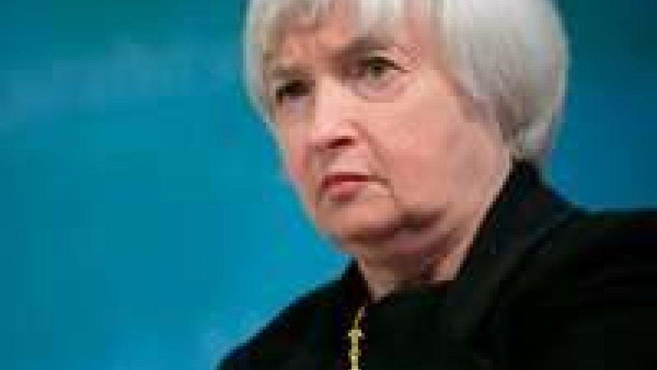 Janet Yellen sarà la prima donna a guidare la Fed