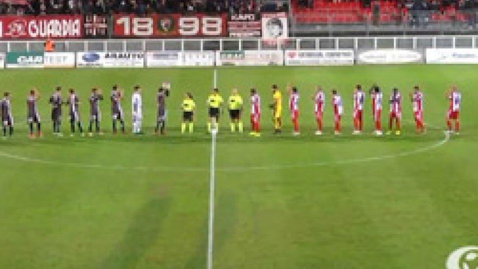 Vis Pesaro – Monza 1-1Serie C: Vis Pesaro e Monza dividono la posta. Al Benelli finisce 1-1