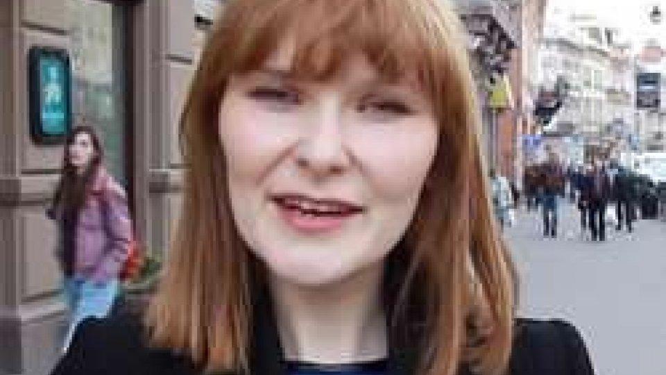 Viktoria PolishchukAiuti umanitari per l'Ucraina, la corrispondenza di Viktoria Polishchuk