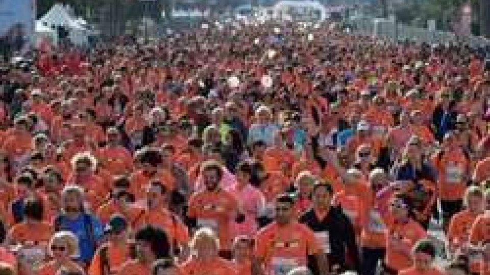Numeri record per l'edizione 2018 della maratona di Roma