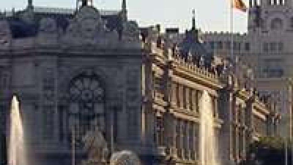 Spagna, non ancora inviata richiesta aiuti a Bruxelles