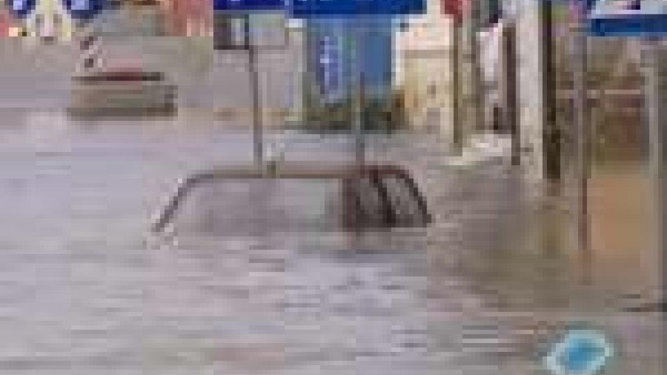 Mezza Europa è sott'acquaMezza Europa è sott'acqua