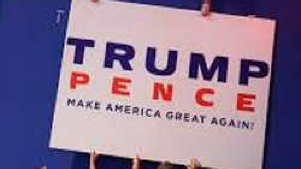 Usa 2016. Donald Trup è il candidato repubblicano