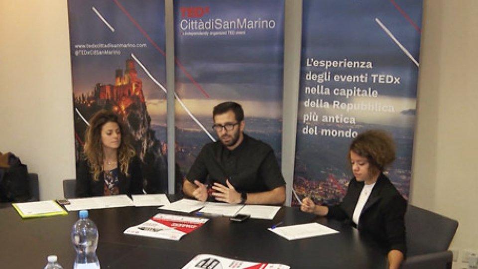 Intervista a Nicola Gianchecchi e Carla CervelliniTedx, idee che meritano di essere diffuse anche a San Marino