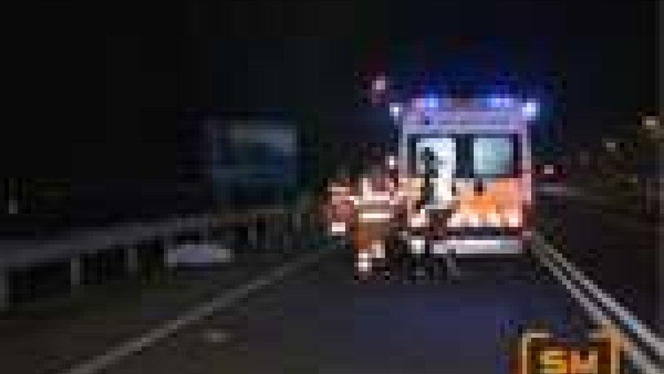 Un giovane di 37 anni, Francesco Zavalloni, è stato investito ed ucciso ieri sera a Rimini