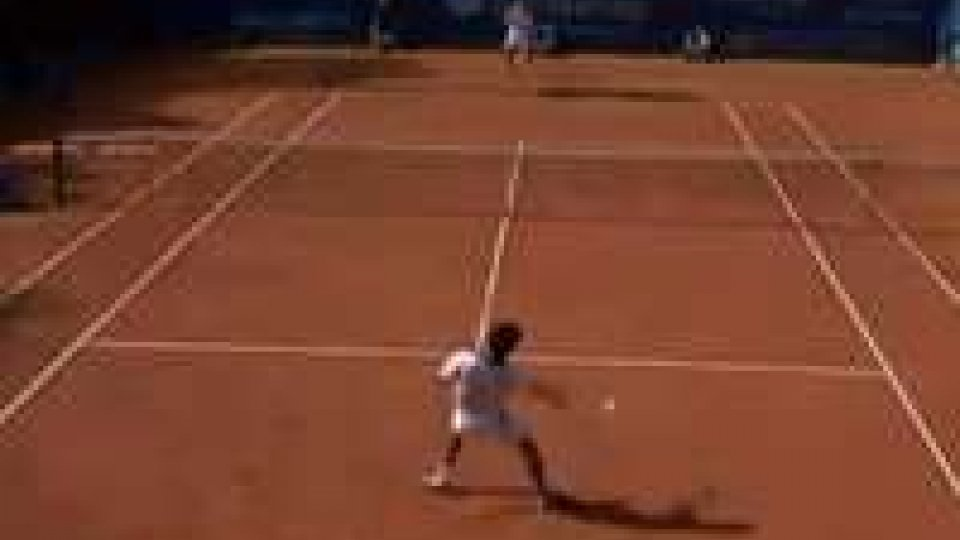 San Marino Open, si qualifica Gaio.San Marino Open, si qualifica Gaio