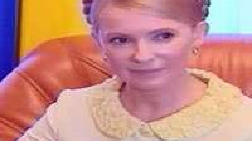 Ucraina. Iulia Timoshenko, manifestazione di migliaia di persone