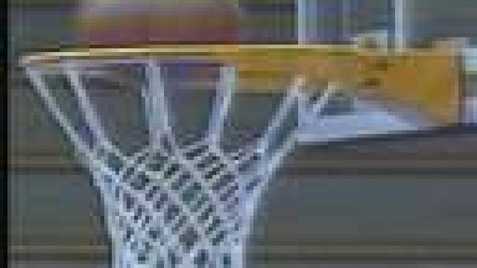 Basket: turno infrasettimanale