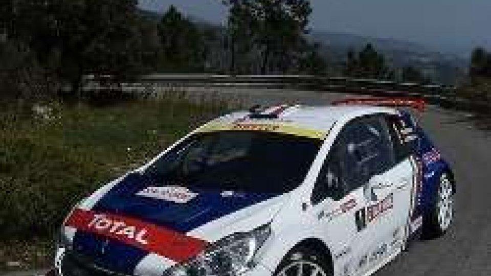 Paolo AndreucciAndreucci vince il Rally di Sanremo