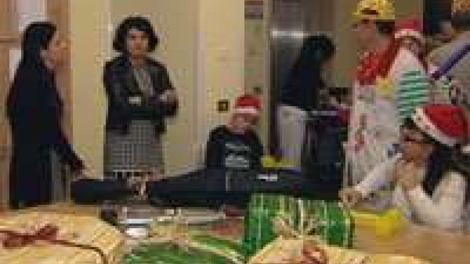 Colore del grano: l'associazione sammarinese VIP dona strumenti musicali