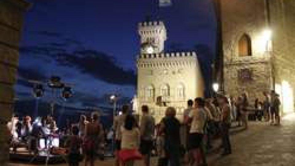 San Marino Movida: giovedì 3 agosto un nuovo appuntamento serale nel centro storico