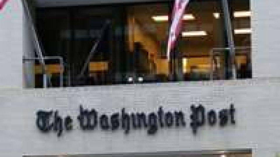 Il Washington Post acquistato dal fondatore di Amazon